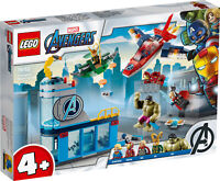 76152 LEGO Marvel Super Heroes Avengers Wrath of Loki Iron Man 223 Pieces Age 4+