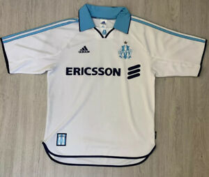 maillot football olympique de marseille OM Ericsson Taille S
