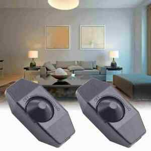 Lamp Dimmer Switch Cord Switch Plug In Table Floor Dimming Light G5H5
