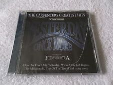 New & Sealed, THE FILM SCORE ORCHESTRA - Carpenters Yesterday Once More, CD 2006