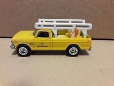 2014 HOT WHEELS RETRO CLOSE ENCOUNTERS OF THE THIRD KIND - FORD F-250 - LOOSE