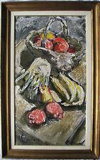Arnaldo CARPANETTI (Ancona 1898- Milano 1969) Natura morta OLIO su tela cm 90x50