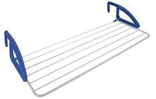 Metaltex Wäschetrockner Levante für Balkon und Heizungen mit ca. 7m Gitter - K54