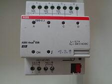 ABB ES/S 4.1.1 Elektronischer (kontaktloser) Schaltaktor 4fach