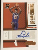 2018-19 Contenders Up & Coming Bronze Signature DeAndre Ayton RC Rookie Auto /25