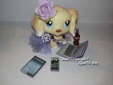 Littlest Pet Shop LPS Accessories Clothes Custom-Made 4 Cocker Spaniel (No Pet)