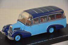 PERFEX 318 - CITROEN U23 BUS BELLE CLOT 1948 FERME BLEU 2 TONS  1/43