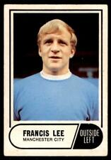 A&BC Football Green Back 1969 (B3) Francis Lee - Manchester City No. 58