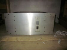 Threshold S/500 Stasis Power Amplifier Solid State Home Stereo Audiophile RARE $