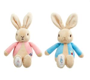 Peter Rabbit Flopsy Bunny Bean Rattle - Beatrix Potter Baby Gift  FAST DISPATCH!