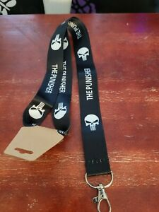 The Punisher Lanyard