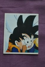 VIGNETTE STICKERS PANINI  DRAGONBALL Z TOEI ANIMATION N°30