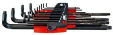 Wurth zebra allen jeu de clés torx tx coulissant case 13 pc outils mécanicien de véhicule