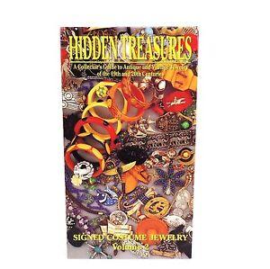 Hidden Treasures VHS Marcia Brown Signed Costume Jewelry Volume 2