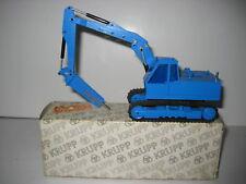 Eder 835 R Krupp Excavateurs avec marteau écossais #247.2 NZG 1:50 neuf dans sa boîte RAR