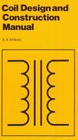 Coil Design and Construction Manual by B.B. Babani - Vintage Ham Radio Book - CD