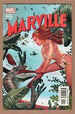 Marville 4 (2002 Marvel) Greg Horn VF/NM
