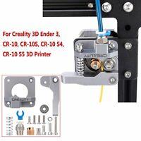 Para Creality 3D Ender 3 CR-10 S4/S5 Metal MK8 Extruder Drive Feed Kit Recambios