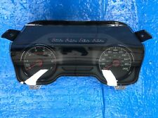2018 FORD F150 XLT SPORT SPEEDOMETER INSTRUMENT CLUSTER WITH SCREEN  KPH / KMH