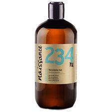 Naissance Huile de Noix de Macadamia - 250ml - 100% pure et naturelle