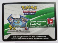 Pokemon TCG online code - Lunala GX 60 card deck (from Lunala tin)