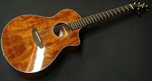 Breedlove Congo Concert CE Acoustic-Electric Guitar