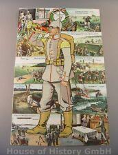 114236, Patriotische Postkarten, Serie GEDENK-POSTKARTE 1914-1916, großes Bild
