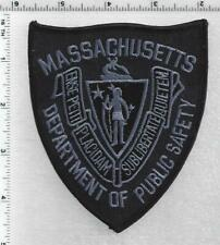 Department of Public Safety (Massachusetts) 1st Issue Subdued Shoulder Patch