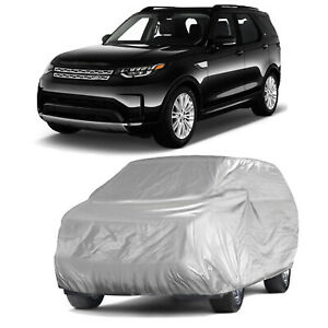 SUV Car Cover Dust Outdoor Sun Protector For Land Rover Discovery Range Rover