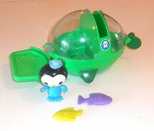 BBC CBeebies TV Toys - Octonauts Action Figures - GUP E and Peso (OCT75)