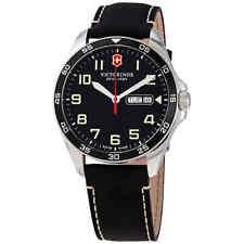 Victorinox Fieldforce Quartz Black Dial Men's Watch 241846