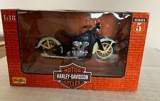 Maisto 1:18 Harley-Davidson 1936 El Knucklehead, Series 5, In Box