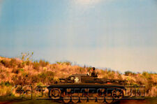 *** RETIRED ***  Build-a-Rama 1:32 Deluxe WWII Color Back Drop