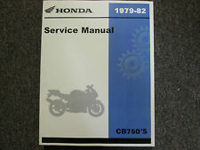 1979 1980 1981 1982 HONDA CB750S CB750 Service Shop Repair Workshop Manual NEW