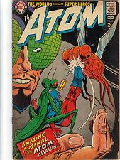Atom  #33  FN-