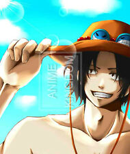 USA Seller Custom Anime Mouse Pad One Piece  Ace #38