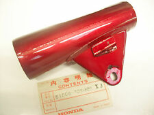 GENUINE HONDA CD175 K3 CD 175 K3 LEFT FORK COVER / HEADLAMP BRACKET SHROUD RED