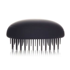 Kent Pebble Matt Black Hair Brush - PMB