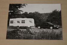 175456) Hymer Eriba Nova 530 - Mercedes E-Klasse W210 - Pressefoto 07/1996
