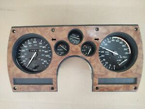 82  =  87 CHEVROLET V8 CAMARO CLUSTER 115 MPH