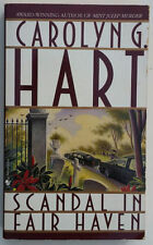 Henrie O Mystery: Scandal in Fair Haven Bk. 2 by Carolyn Hart (1995, Paperback)