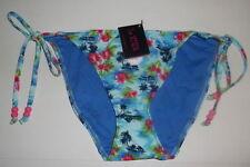 La Senza Side Tie Polyamide Floral Swimwear for Women