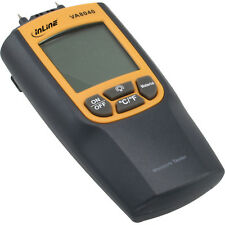 Moisture Meter / Tester for wood humidity / Hygrometer