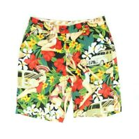 LoudMouth Men 32 Golf Shorts Pinup Girl Woody Car Hibiscus Floral Hawaiian