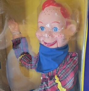 """24"""" Vintage Howdy Doody Ventriloquist Doll NEW IN BOX #2407 Goldberger"""