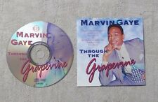 CD AUDIO/ MARVIN GAYE THROUGH THE GRAPERINE 50 YEARS OF GOLDEN GREATS SLAM 0065