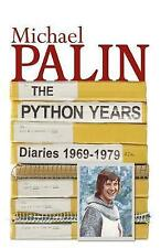 The Python Years: Diaries 1969-1979: Volume One by Michael Palin (Paperback,...