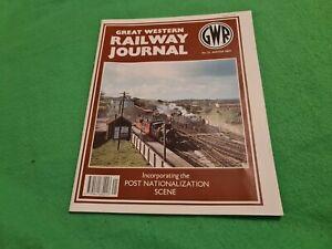 Great Western Railway Journal - No 21 Winter 1997