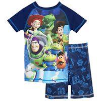 Boys Toy Story Swim Set | Disney Toy Story Swimming Costume | Toy Story Bathers