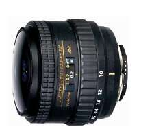 Tokina AT-X Fisheye Zoom DX 10-17 mm / 3,5-4,5 NH Objektiv für Nikon Neuware